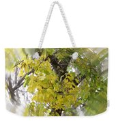 Before All The Leaves Fell Weekender Tote Bag