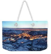 Before The Dawn Weekender Tote Bag