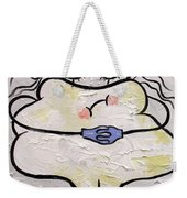 Before The Dentist Appointment Weekender Tote Bag by Anthony Falbo