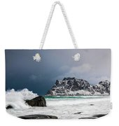 The Coming Of The Storm Weekender Tote Bag