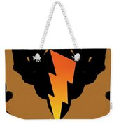 Before The Thunder Comes Down... Weekender Tote Bag