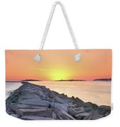 Beginning Of A New Day Weekender Tote Bag