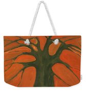 Beginning Of Life Weekender Tote Bag