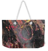 Life Beyond Darkness Weekender Tote Bag