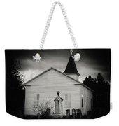Behind The Church Weekender Tote Bag