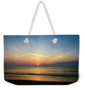 Behind The Clouds Weekender Tote Bag