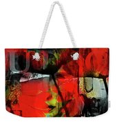 Behind The Poppies Weekender Tote Bag
