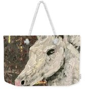 Behold A White Horse Weekender Tote Bag