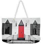 Behold I Stand And Knock Weekender Tote Bag
