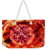 Behold The Jeweled Eye Of Blood Weekender Tote Bag