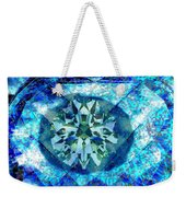 Behold The Jeweled Eye Weekender Tote Bag
