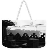 Beijing City 1 Weekender Tote Bag