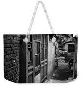 Beijing City 6 Weekender Tote Bag