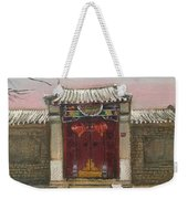 Beijing  Weekender Tote Bag