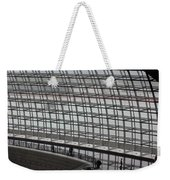 Beijing National Theatre With Silhouettes  Weekender Tote Bag