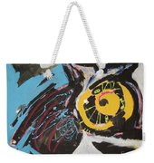 Being Lazy Weekender Tote Bag