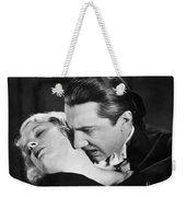 Bela Lugosi  Dracula 1931  Feast On Mina Helen Chandler Weekender Tote Bag