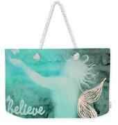 Believe In Fairies Weekender Tote Bag