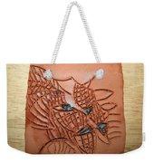 Belinda And Carl - Tile Weekender Tote Bag