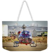 Bell 47 Weekender Tote Bag by Jim Thompson