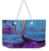 Bell Bottoms Weekender Tote Bag