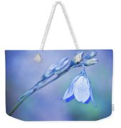 Bell Flower Weekender Tote Bag