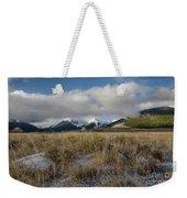 Bell Mountain Mists Weekender Tote Bag