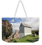 Bell Tower St Mylor Cornwall Weekender Tote Bag