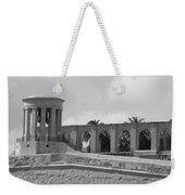 Bell Towers Of Malta Weekender Tote Bag