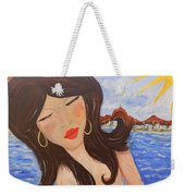 Bella En Rio Weekender Tote Bag by Jorge Delara