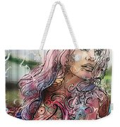 Bella Remixed II Weekender Tote Bag