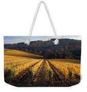 Bella Vida Vineyard 1 Weekender Tote Bag