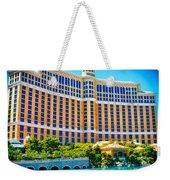 Bellagio Hotel And Casino Weekender Tote Bag