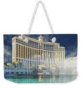 Bellagio Weekender Tote Bag by Scott Cordell