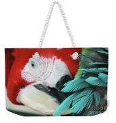 belle Ara Macao oiseaux tropicaux de Maui  Weekender Tote Bag