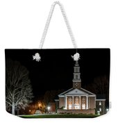 Belle Meadows Baptist Church Weekender Tote Bag