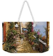 Bello Terrazzo Weekender Tote Bag