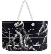 Bellows: Dempsey, 1924 Weekender Tote Bag