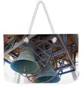 Bells Of Torre Dei Lamberti - Verona Italy Weekender Tote Bag