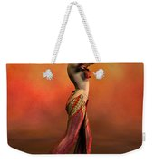 Belly Dancer Weekender Tote Bag
