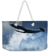 Below Radar Weekender Tote Bag