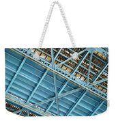 Below The Bridge Weekender Tote Bag