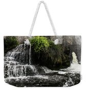Below The Dam  Weekender Tote Bag