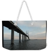Below The Sidney Lanier Weekender Tote Bag