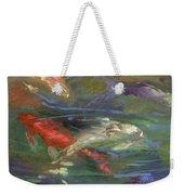 Below The Surface Weekender Tote Bag