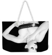 Belted - Self Portrait Weekender Tote Bag