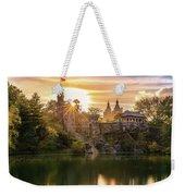 Belvedere Castle Weekender Tote Bag