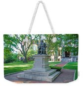 Ben Franklin - Upenn Weekender Tote Bag