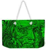 Ben In Wood Green Weekender Tote Bag