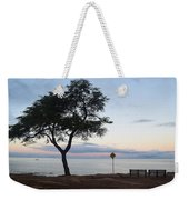 Bench For 2 Weekender Tote Bag